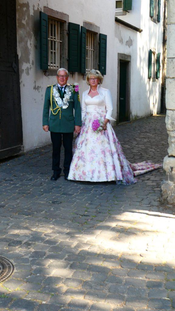 Schützenkönigs Paar 2019/20